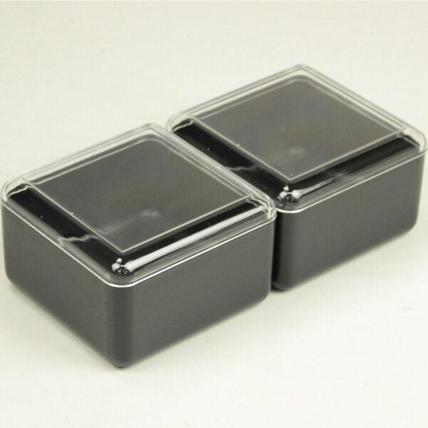 围棋罐 塑料 方形
