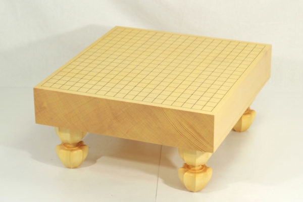 Spruce #30 Go board with legs