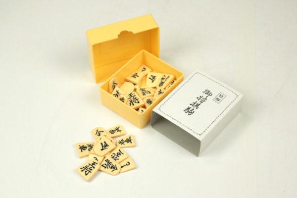 Plastic Shogi pieces