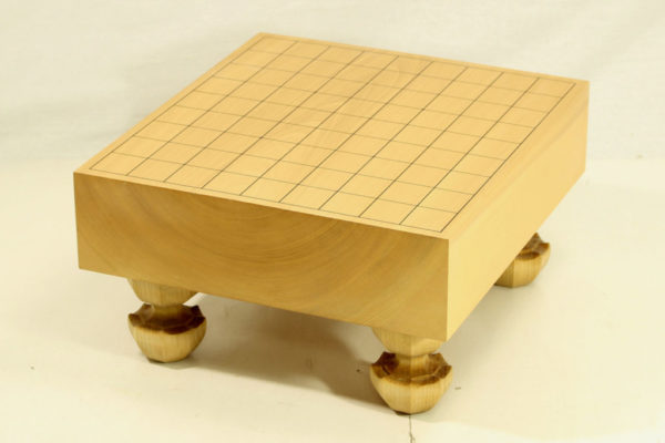 Katsura #30 Shogi board  with legs