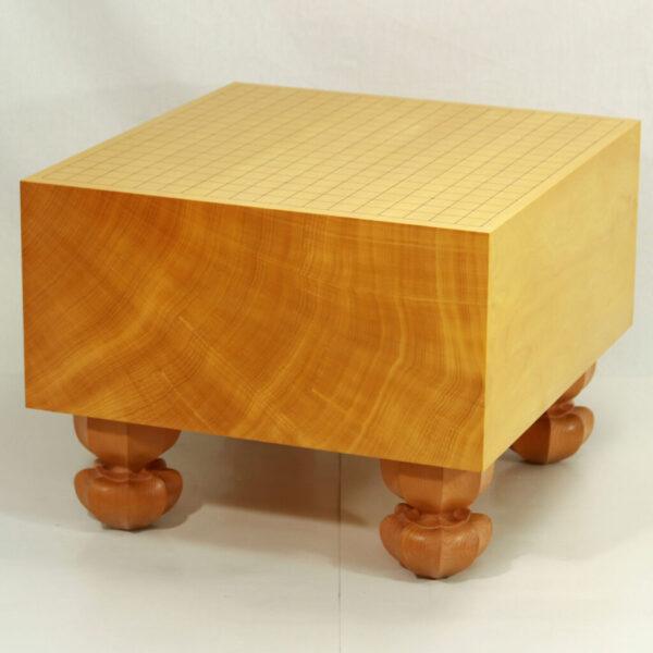 Hyuga torreya #70 Go board with legs