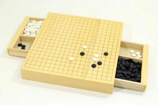 完全収納式囲碁セット 三冠王II