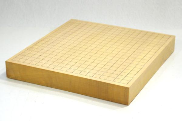 新榧碁盤20号卓上 一枚物