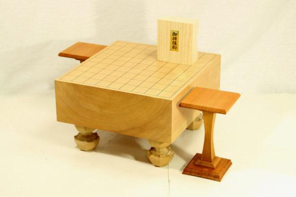 本桂将棋盤40号足付セット