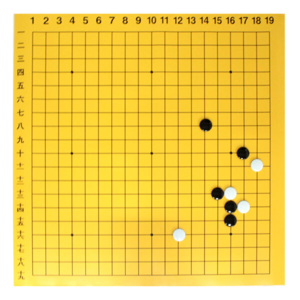 囲碁塾【教授用大盤】