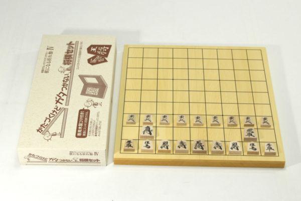 棋になる折れ盤 将棋セット