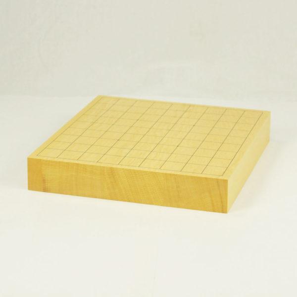 本榧将棋盤 2寸板目ハギ