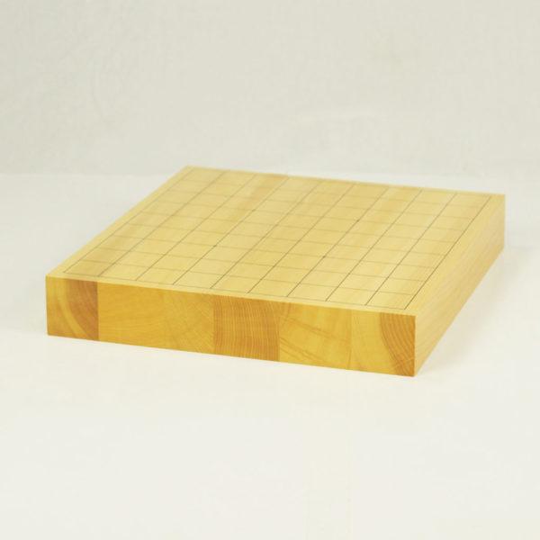 本榧将棋盤 2寸ハギ