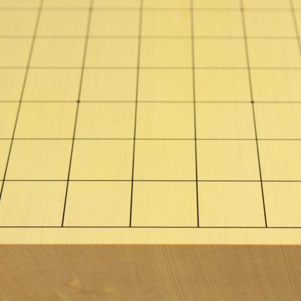 新榧将棋盤 50号柾目