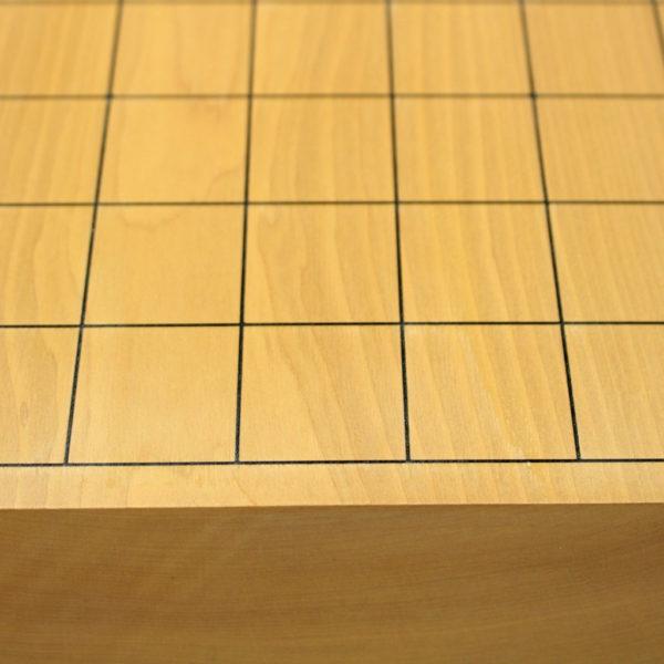本桂将棋盤 60号柾目
