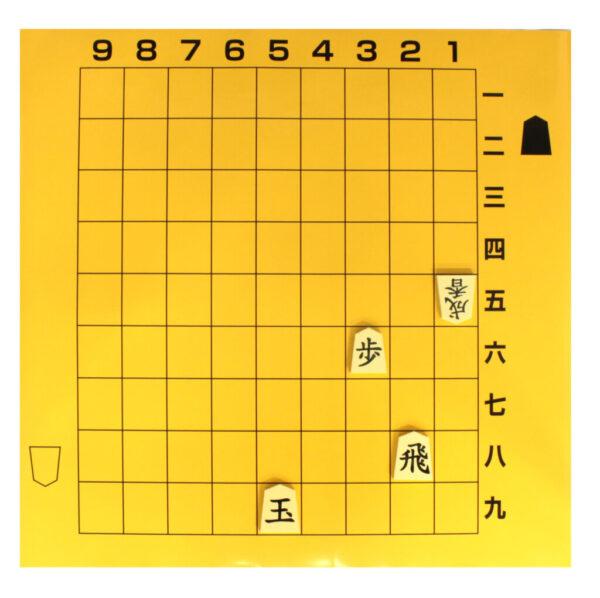 将棋塾【僅か5kgの教授盤】
